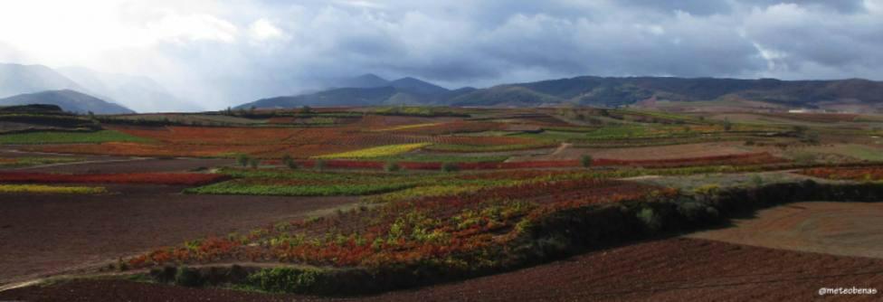 Los termometros en La Rioja ya han marcado una mínima de -2.9º