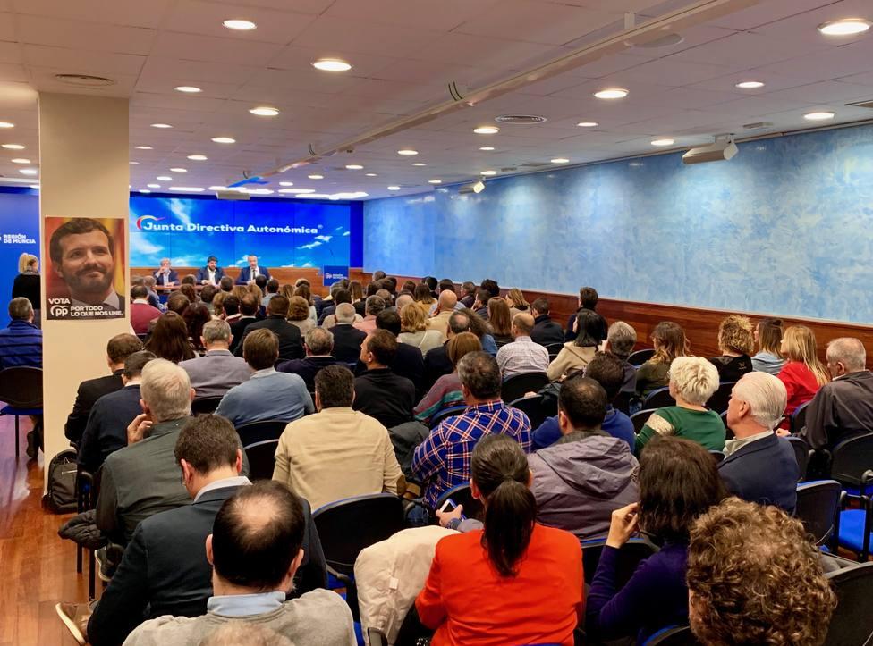 """Joaquín Segado """"Diego Conesa es el protagonista del fracaso electoral del PSOE en la Región"""""""