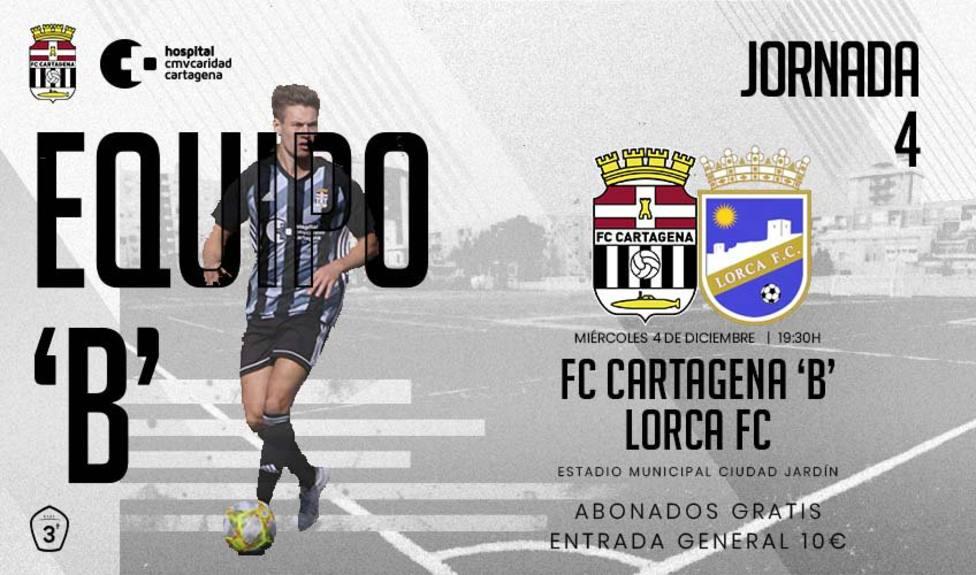 El Lorca FC quiere olvidar el pinchazo en el derbi