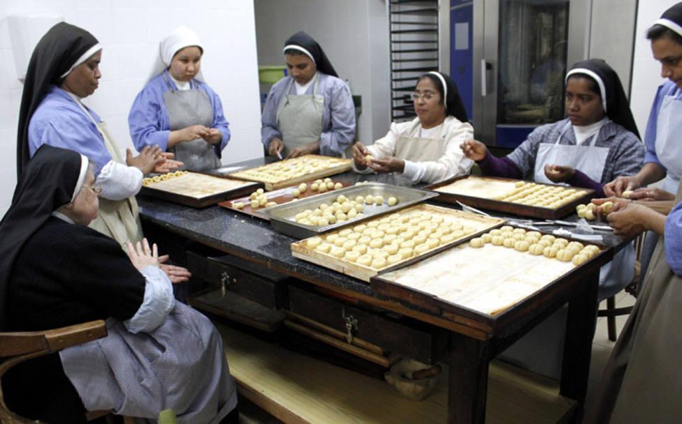 Las monjas que endulzan tu Navidad… y te necesitan