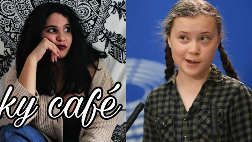 La humilde lección de una joven a Greta Thunberg que se ha hecho viral