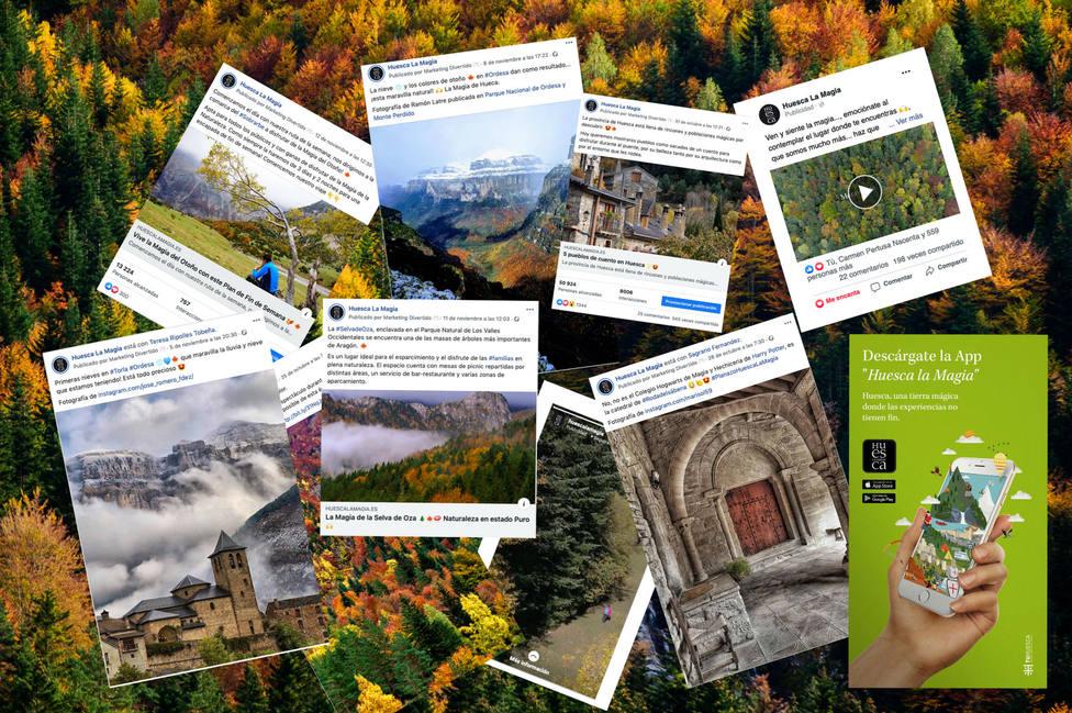 Campaña Huesca la Magia