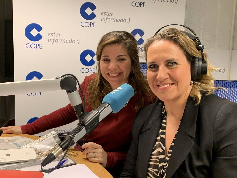 Marian Rojas, psiquiatra, en Fin de Semana
