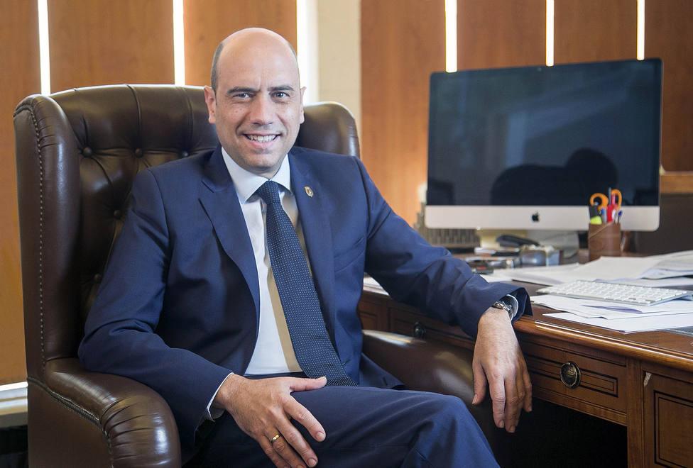 El ex alcalde socialista Gabriel Echavarri