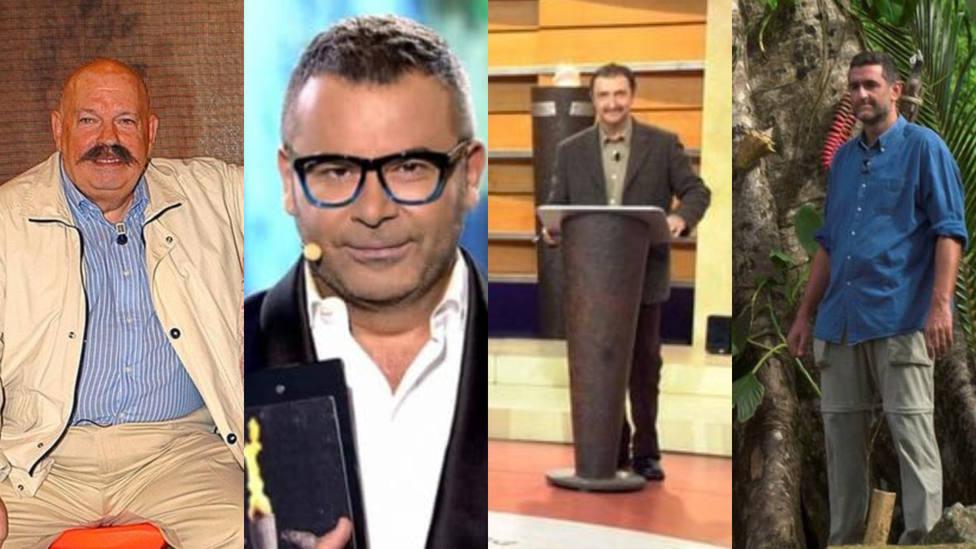 Estos son los presentadores que han pasado por Supervivientes durante estos 20 años y que no recuerdas