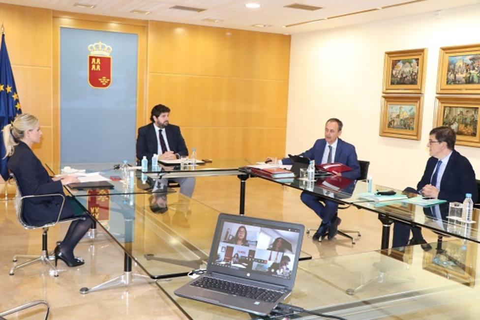 Reunión del Consejo de Gobierno