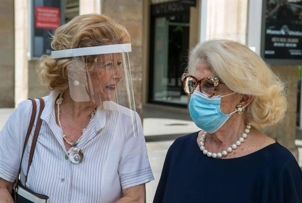 Se está generalizando uso de las mascarillas en toda la sociedad