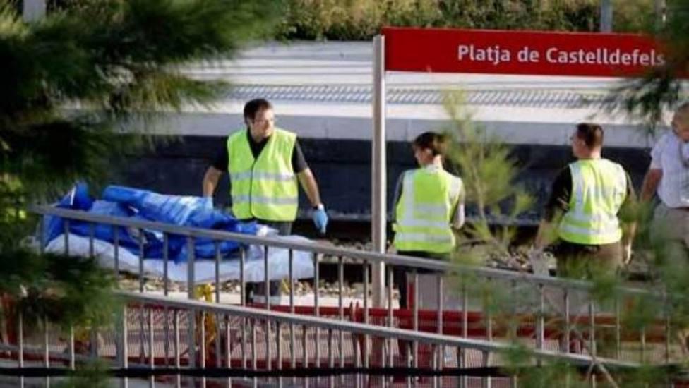 Se cumple una década de la tragedia ferroviaria de la noche de San Juan en Castelldefels