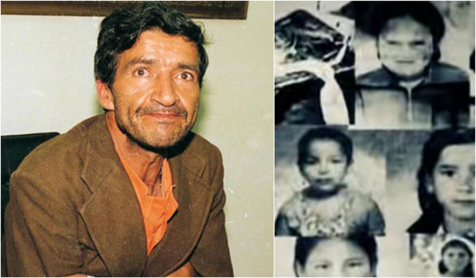 El monstruo de los Andes: violación y asesinato de 300 niñas, enterrado vivo y en paradero desconocido