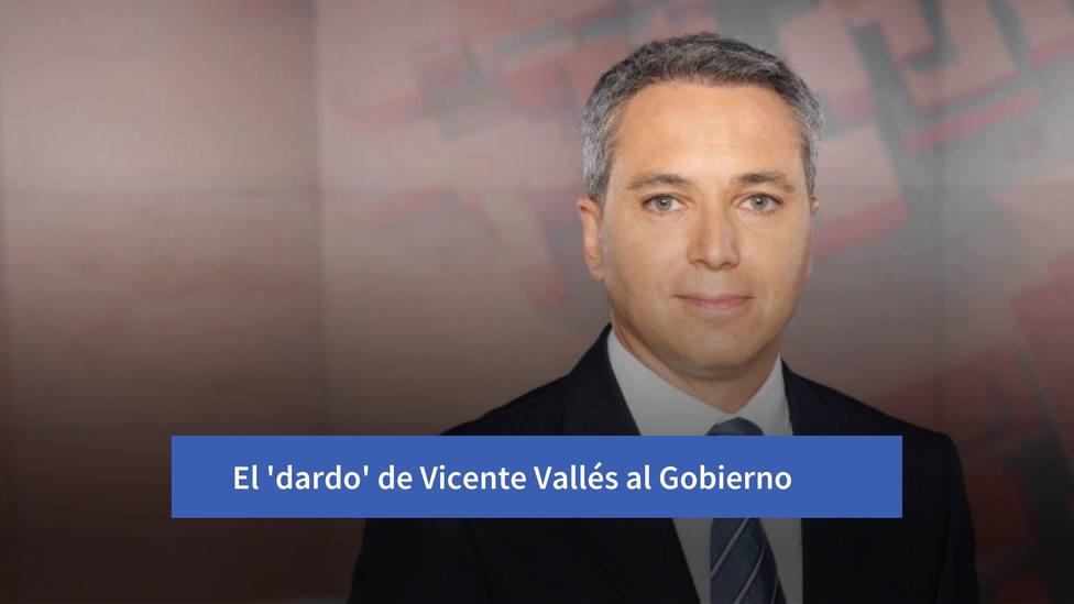 El dardo de Vicente Vallés al Gobierno por las restricciones a la movilidad de países europeos