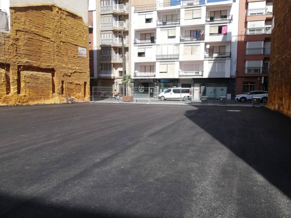 El Ayuntamiento habilita 24 plazas de aparcamiento público junto a la Avenida Juan Carlos I