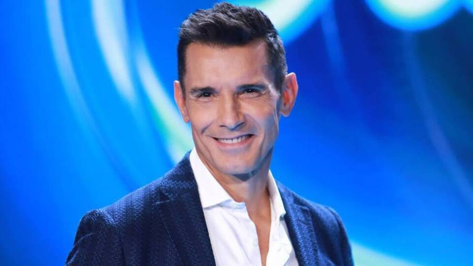 Jesús Vázquez en Idol Kids (Telecinco)