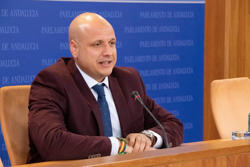 Rodrigo Alonso, secretario general del sindicato Solidaridad