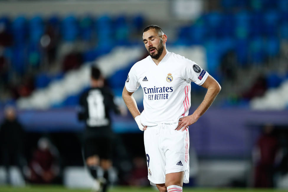 Soccer: Champions League - Real Madrid v Monchengladbach
