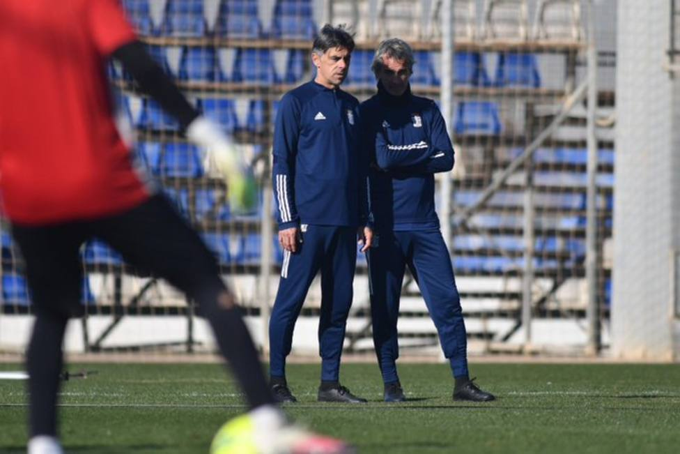 El FC Cartagena comunica a Pepe Aguilar que volverá a dirigir al filial
