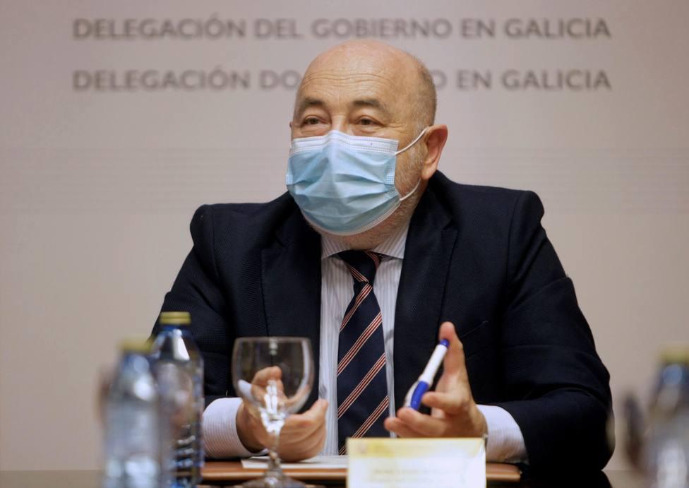Foto de archivo de Javier Losada, delegado del Gobierno en Galicia - FOTO: EFE / Cabalar