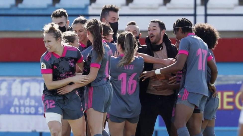 El Madrid CFF se asegura la Copa