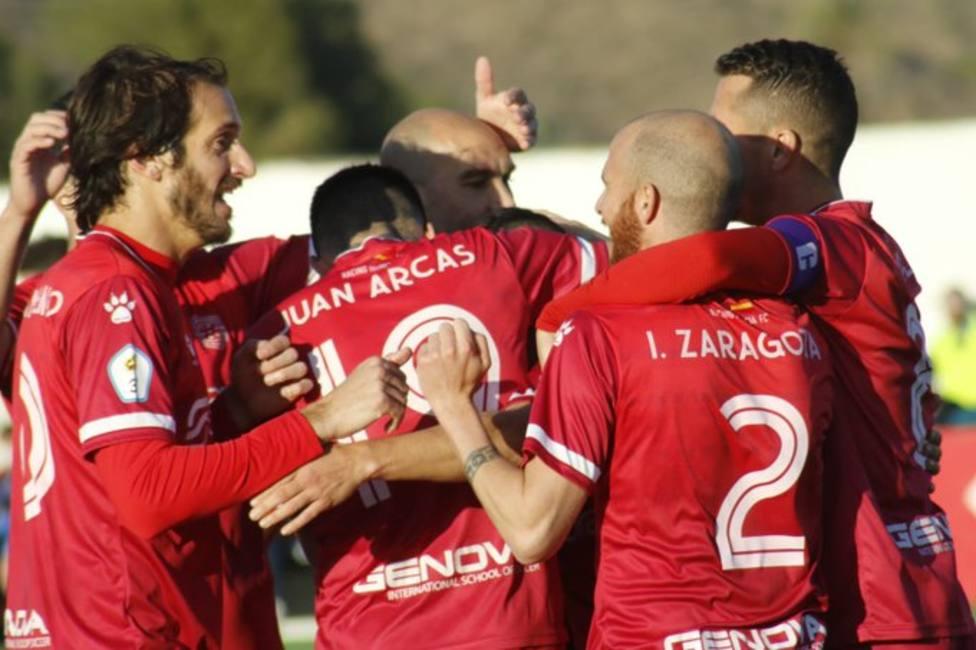 El Rácing Murcia volvió a golear