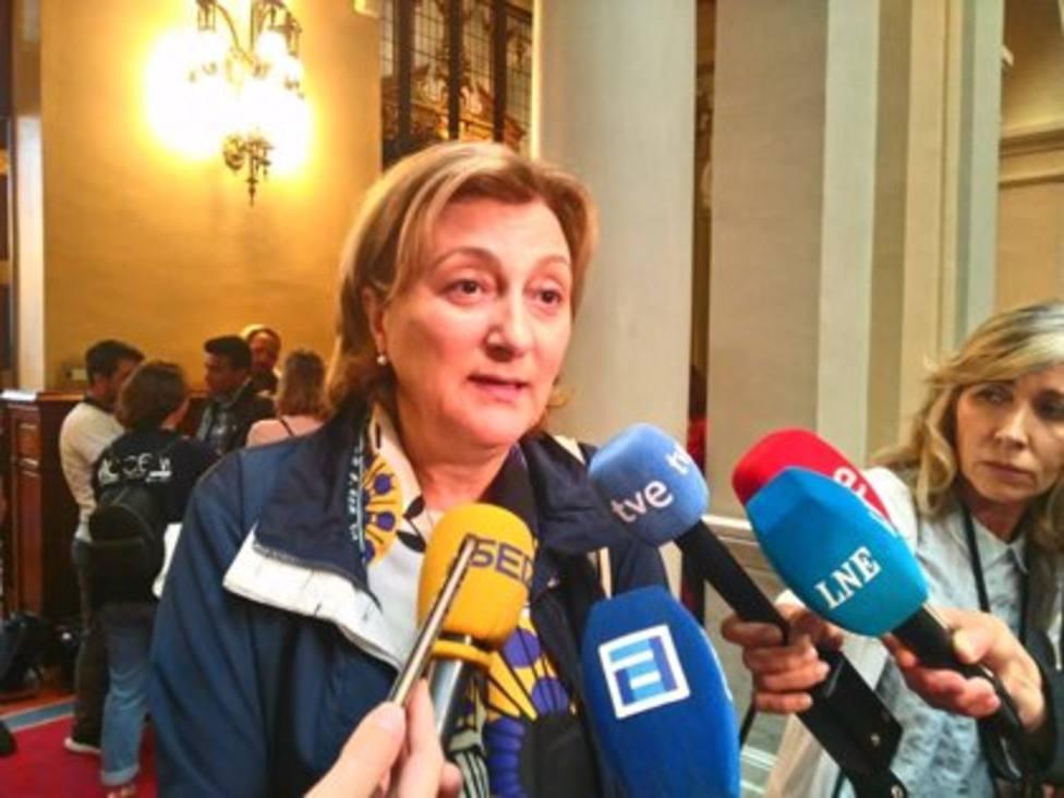 Delia Losa: delegada del Gobierno en Asturias (Europa Press)