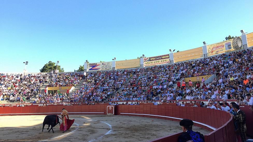 La plaza de toros de Arévalo seguirá siendo gestionada por Martín Perrino