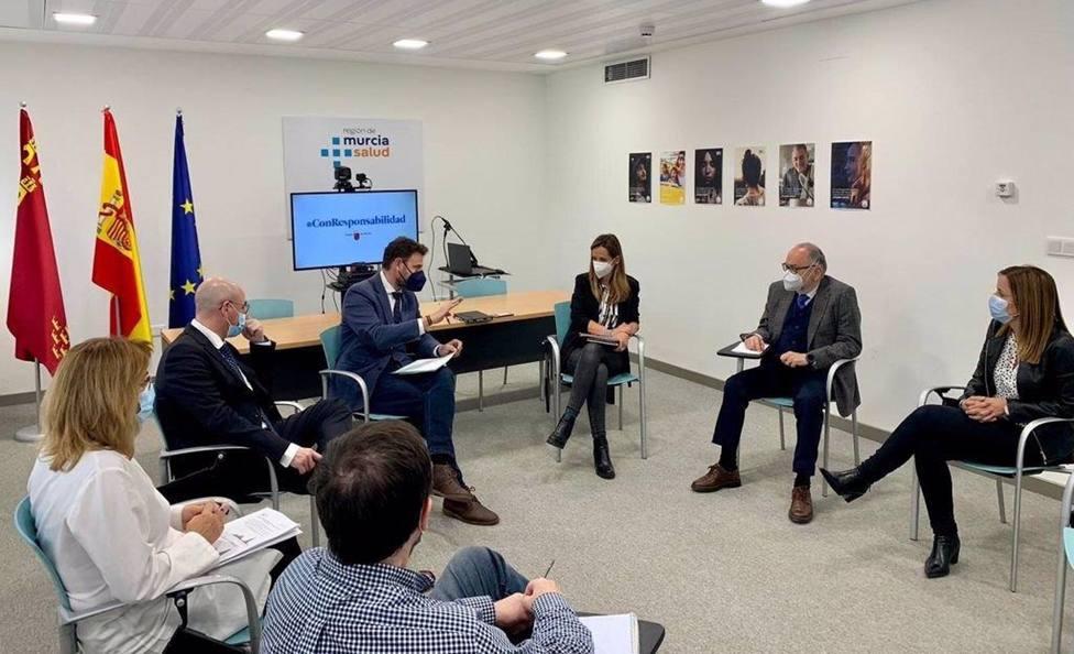 Salud pide al Ayuntamiento de Murcia que refuerce el control de medidas frente al covid de cara a las fiestas