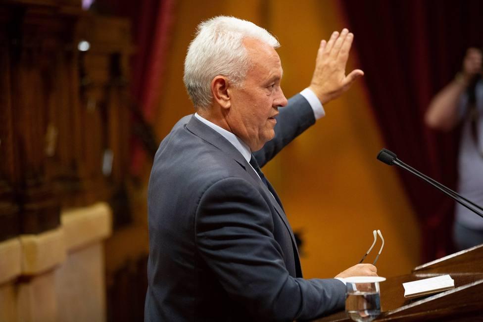 Rodríguez (PP) descarta segundas elecciones y augura un acuerdo ERC-Junts-CUP desgraciadamente