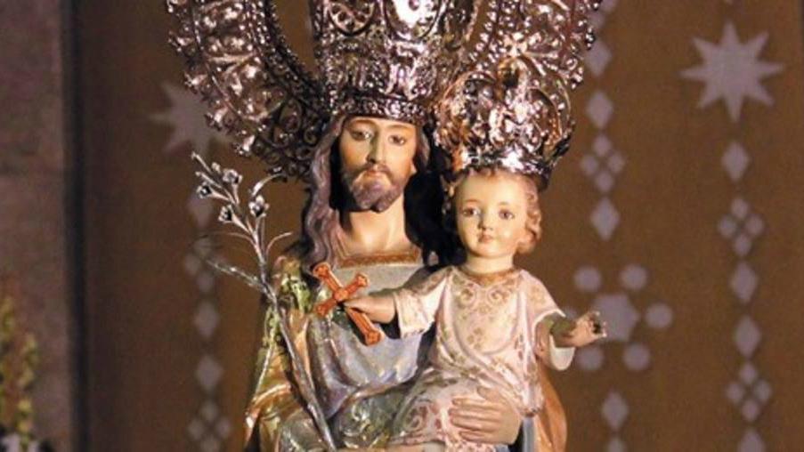 TRECE emite este sábado la Misa del centenario de la coronación canónica de San José de la Montaña