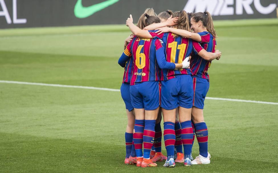 El Barça se acerca al título de liga