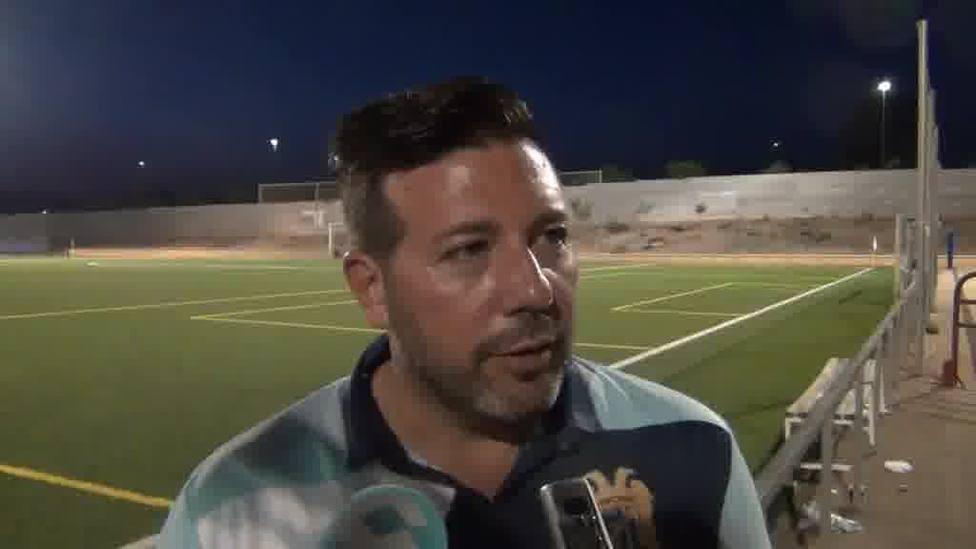 Gaspar Campillo entrenará al Águilas FC lo que resta de temporada