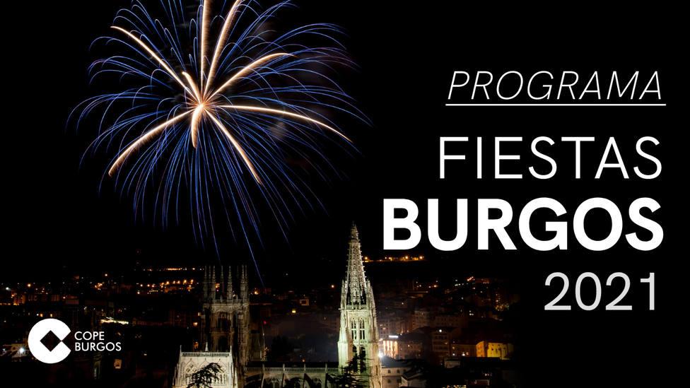 FIESTAS BURGOS 2021