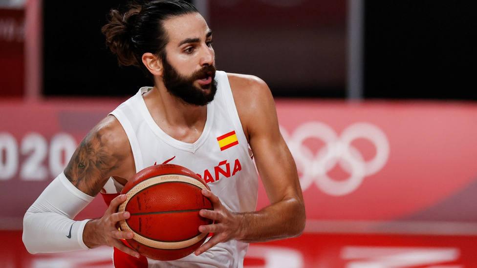 Ricky Rubio en los Juegos Olímpicos