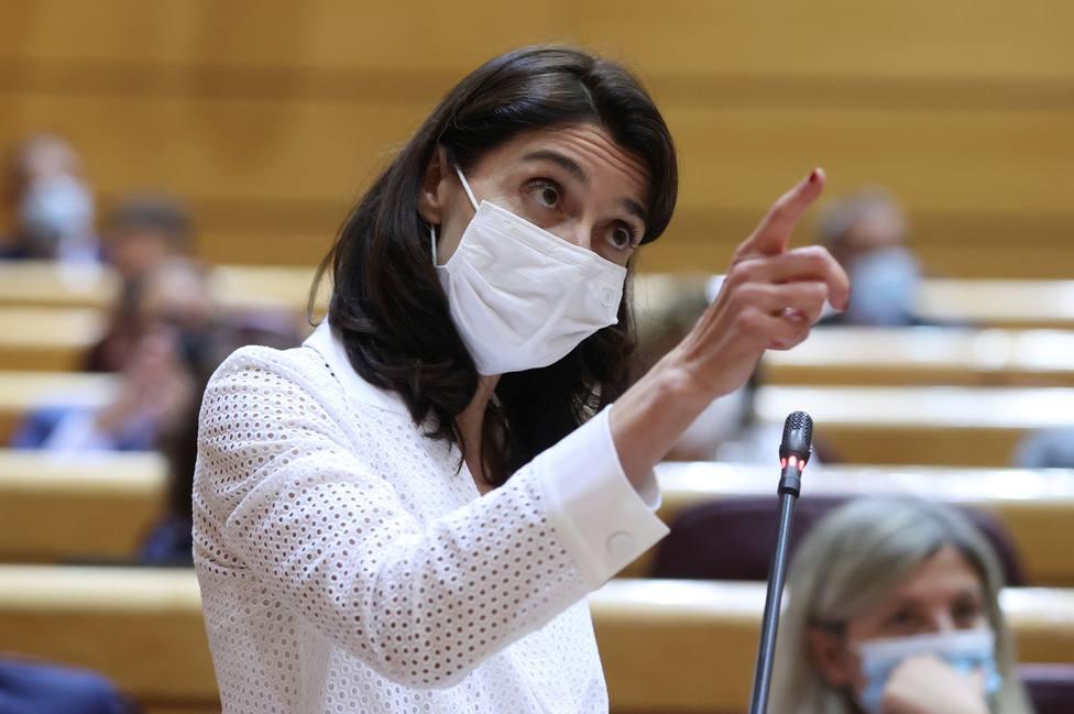 Pilar Llop acusa de nuevo al Partido Popular de bloquear la renovación del CGPJ