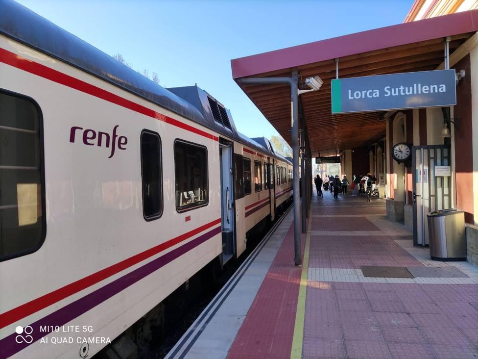 CONSUMUR llama a la movilización ciudadana en contra del cierre de la línea férrea Murcia-Águilas