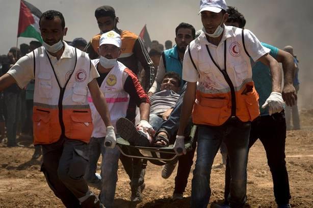 La UNRWA cifra en 13.000 los palestinos heridos por la represión en Gaza, más que durante la ofensiva de 2014