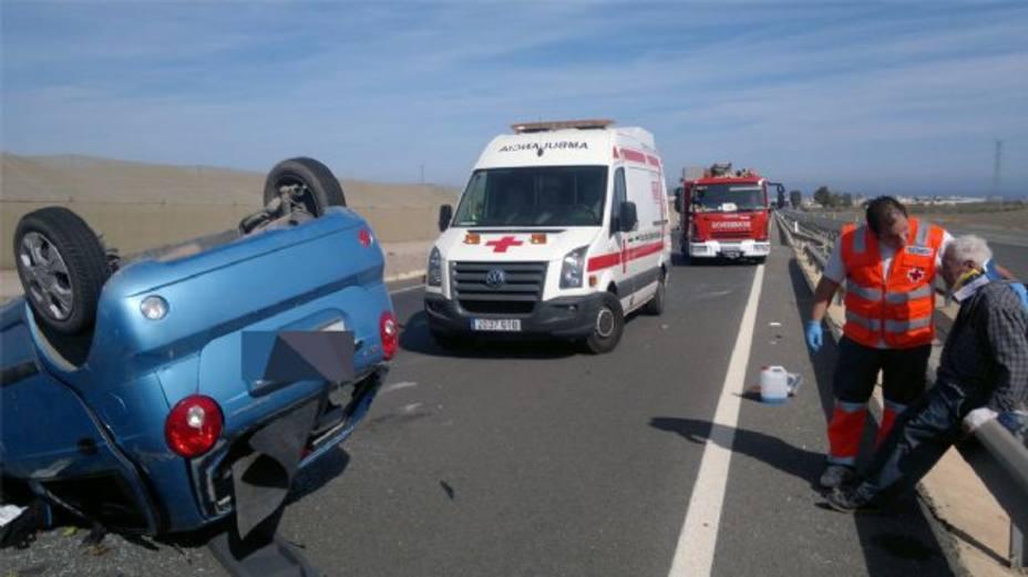 Murcia registró en 2017 46 muertos en accidente de tráfico y 19 por ahogamiento en playas