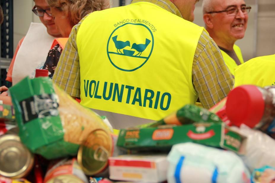 Los Bancos de Alimentos necesitan 130.000 voluntarios para la Gran Recogida, que arranca este viernes