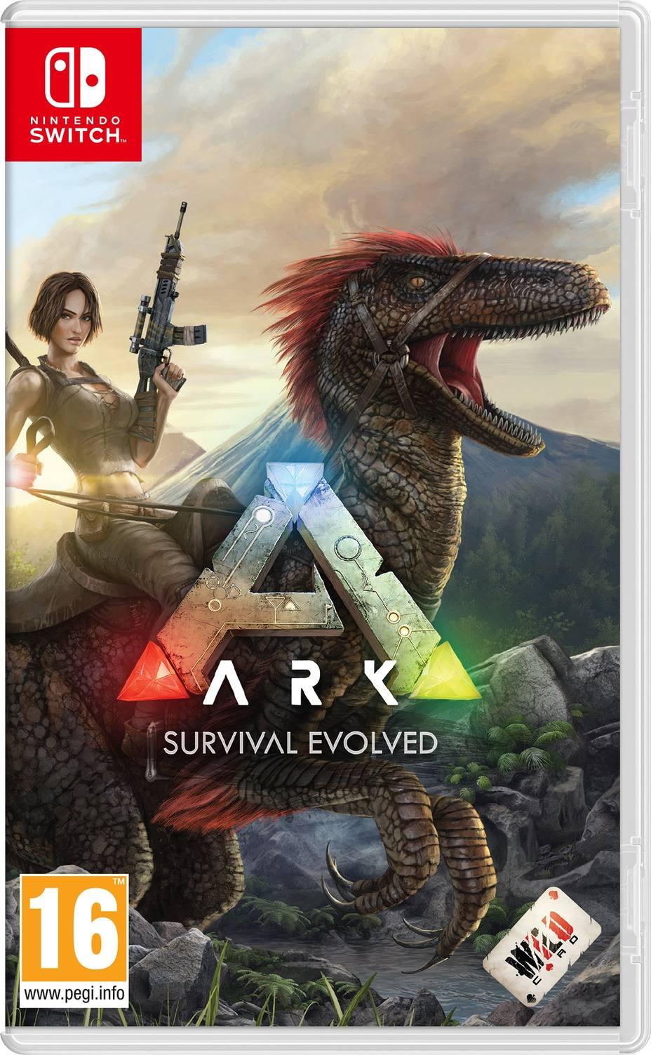Una Aventura De Supervivencia Con Dinosaurios Ark Survival Evolved Para Nintendo Switch Tecnologia Cope Esta es la lista con los cambios que nos trae la actualización 207 de ark, agrupados en categorías porque nos. dinosaurios ark survival evolved