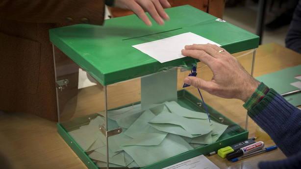 La participación a las 18h es del 46,47%, cinco puntos menos que en 2015