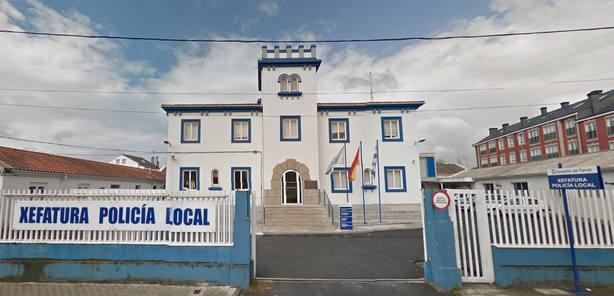 Cuartel de la Policía Local de Ferrol