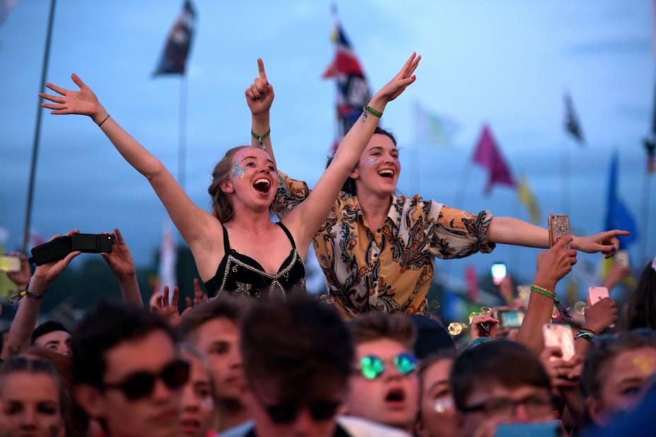 Glastonbury Festival 2017 - Day 3