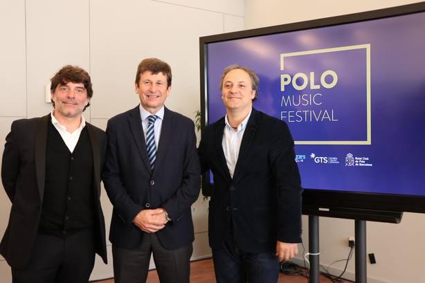 Nace el Polo Music Festival, con Jason Derulo, Luz Casal, Miguel Poveda y David Bisbal