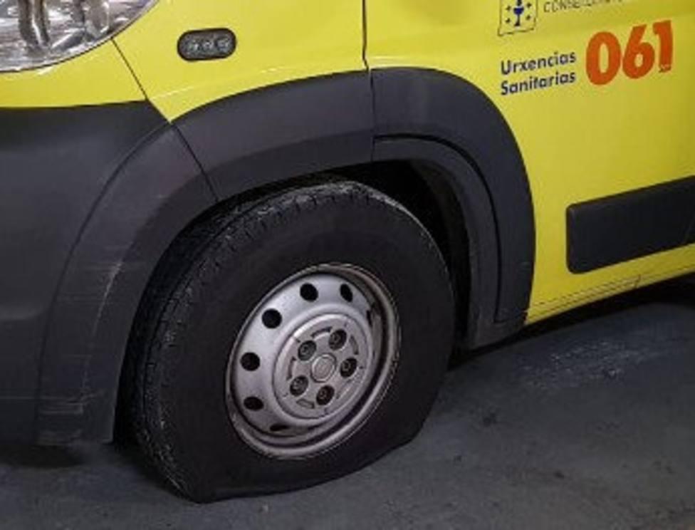 """La CIG opina que la huelga indefinida es """"inevitable"""" en el sector de las ambulancias"""