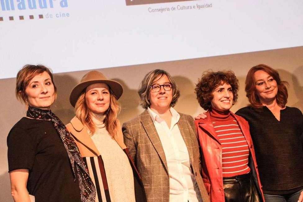 Presentación del rodaje de la película Invisibles de Gracia Querejeta