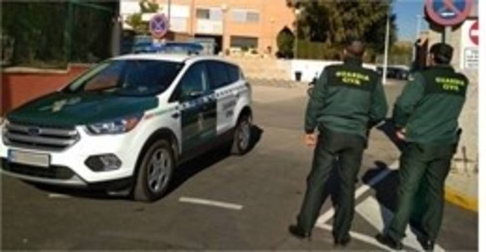 guardia civil Maracena