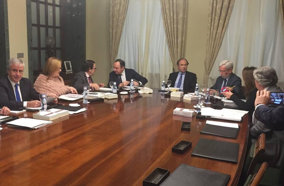 El PNV ve lógico mantener un puesto en la Mesa del Senado ahora que es cuarto grupo parlamentario