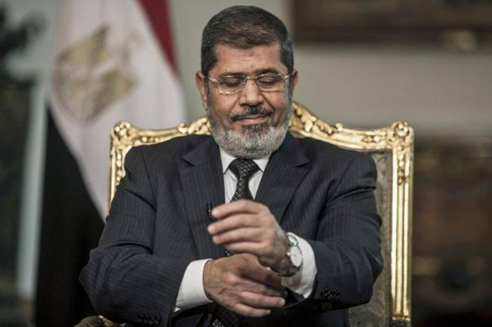 Mursi, el único presidente egipcio elegido democráticamente