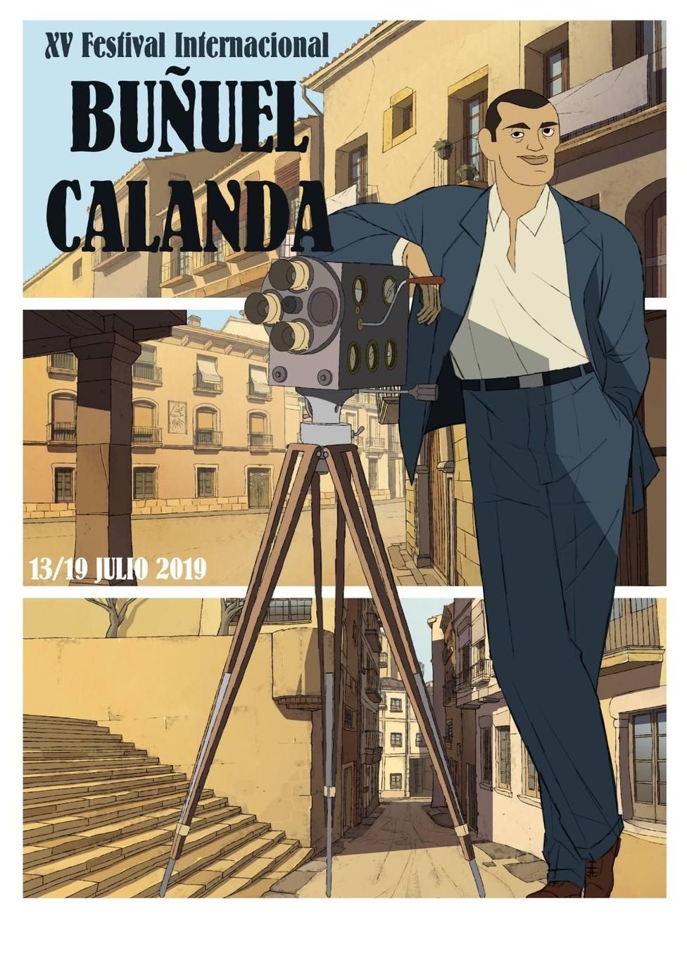 Calanda celebra la XV edición del Festival Internacional Buñuel Calanda