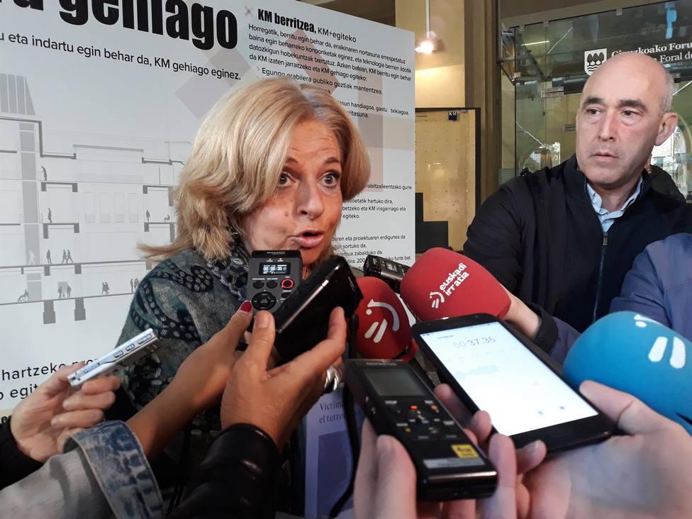 Covite acusa al PNV de convertir a EH Bildu en un referente moral frente al terrorismo