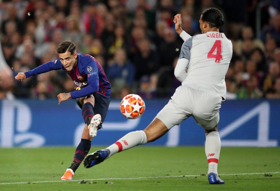 Ernesto Valverde: No sé qué va a ocurrir con Coutinho, pero contamos con él y creo que seguirá