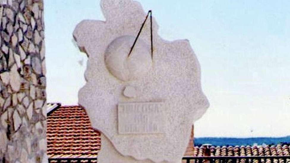El centro del mundo esta en Juncosa (Lleida)